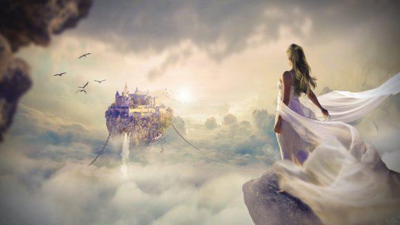 Träumen Flügel verleihen